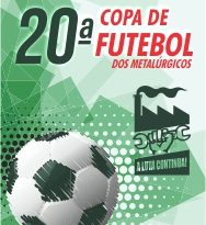 TABELA 20ª COPA DE FUTEBOL