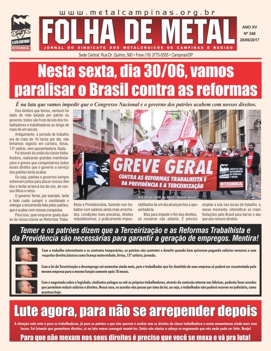 Folha de Metal 348