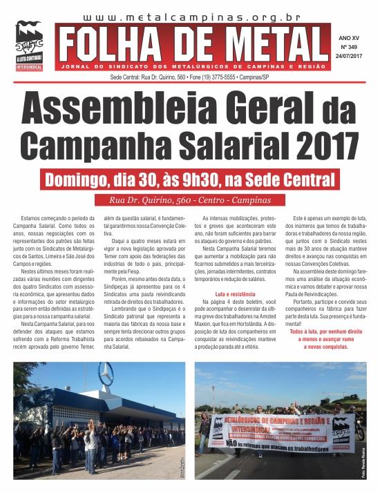 Folha de Metal 349