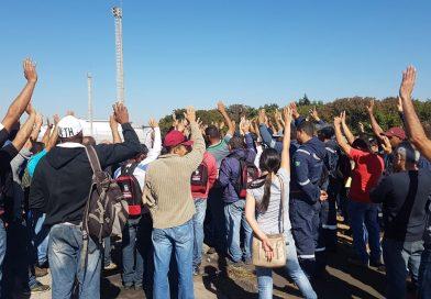Trabalhadores na Autvale entram em greve