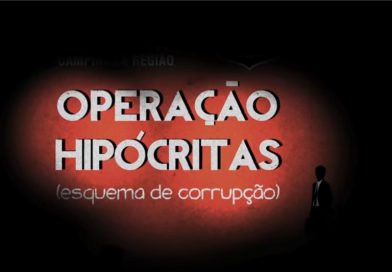 16 DE OUTUBRO: ATO EM FAVOR DA OPERAÇÃO HIPÓCRITAS CONTRA CORRUPÇÃO