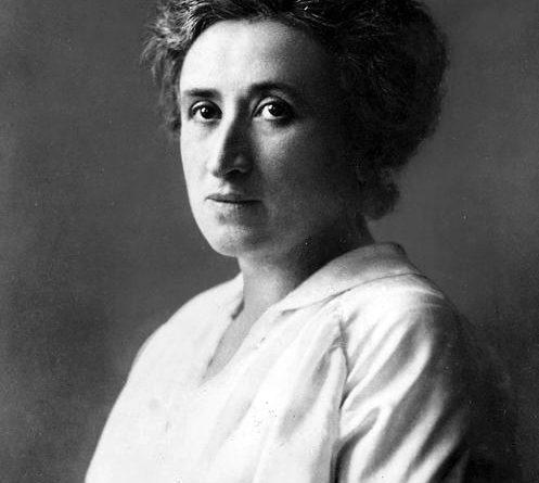 Rosa Luxemburgo, uma vida dedicada à luta da classe trabalhadora