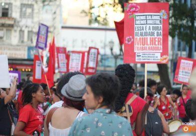 Dia internacional de luta contra violência às mulheres