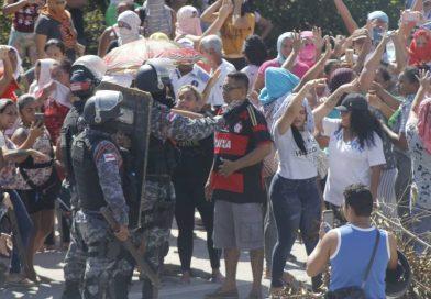 A VIOLÊNCIA QUE MATA, PROVOCADA PELA MISÉRIA DE UMA SOCIEDADE DIVIDIDA EM CLASSES