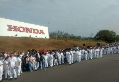 Justiça do trabalho condena Honda por práticas antisindicais