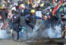 Exército e polícia matam trabalhadores na Bolívia