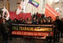 Lutar em defesa dos direitos, do emprego e por melhores condições de vida e trabalho