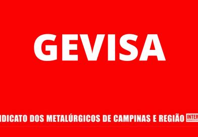 Sindicato negocia com GEVISA suspensão do contrato de trabalho de trabalhadores