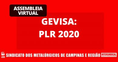 RESULTADO – GEVISA: PLR 2020