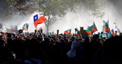 Chile: mais um dia histórico para a luta da classe trabalhadora