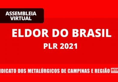 RESULTADO ELDOR – PLR 2021
