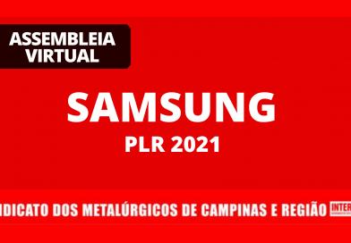 RESULTADO SAMSUNG E SAMSUNG P&D: PLR 2021