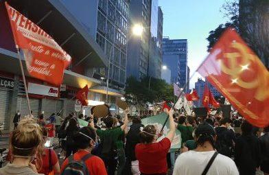 19 DE JUNHO – OCUPAR AS RUAS EM DEFESA DA VIDA PARAR ESSE GOVERNO PARA PARAR A MATANÇA. FORA BOLSONARO!