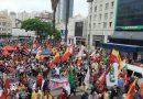 02 DE OUTUBRO REUNIU CENTENAS DE MILHARES NAS RUAS EXIGINDO O FIM DO GOVERNO BOLSONARO