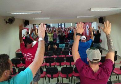 Campanha Salarial: Assembleia aprova acordos em vários grupos e moção de apoio à greve na GM, em São Caetano do Sul