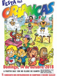 Festa Dia das Crianças