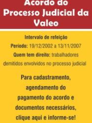 Acordo do  Processo Judicial
